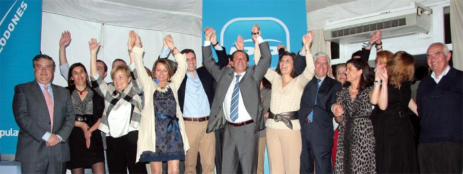 Presentación Candidatura Partido Popular de Torrelodones