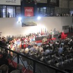 Graduación de 2º de Bachillerato del Instituto Diego Velázquez