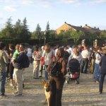 Globo aerostático en la Fiesta de Vecinos por Torrelodones