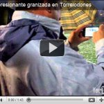 Video granizada en el Minifutbol de Torrelodones