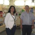 La farmacia de Enrique Casado, se muda a un local más grande
