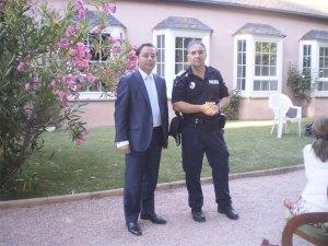 Concejal de Seguridad de Galapagar
