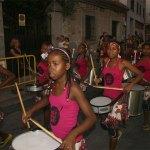Grupo de percusión malgache Bloco Malagasy en Torrelodones