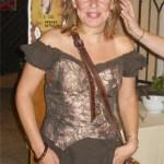 Isabel Cossio en su Fiesta Country en Torrelodones