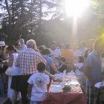 Agape por el Día de San Ignacio de Loyola, en la Parroquia de Torrelodones