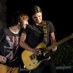 Yago Moncar y Nacho Mur en Torrelodones 14-08-11