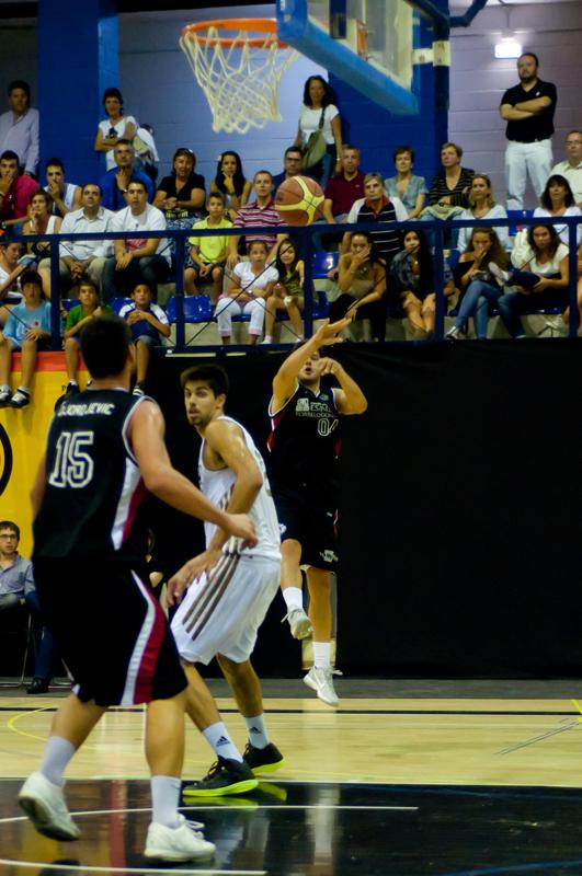 Espacio Torrelodones vs R. Madrid 24-9-2011 (Foto de juanangelTC)