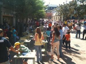 Campeonato de Ajedrez - Fiestas de Galapagar 2011