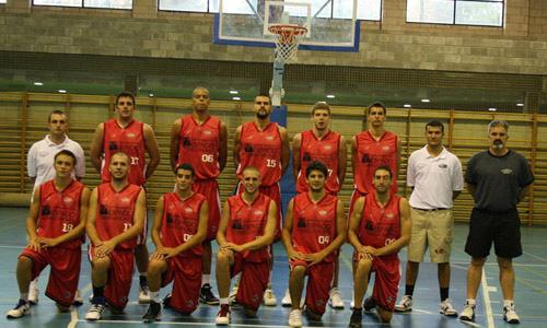 Espacio Torrelodones - III Torneo EBA - Foto: Federación de Baloncesto de Madrid