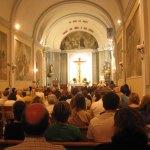 Bodas de Plata de la Madre Soraya en la Parroquia S. Ignacio de Loyola
