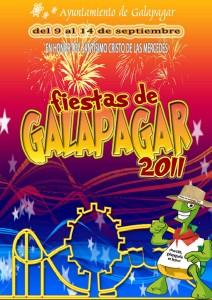 Click para ver el Programa de Fiestas de Galapagar 2011