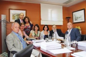 Jurado del II Premio de Poesía Internacional Juan Van-Halen 2011