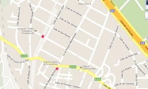 Rotura de tubería del Canal de Isabel II del 8-9-2011 y el 13-09-2011