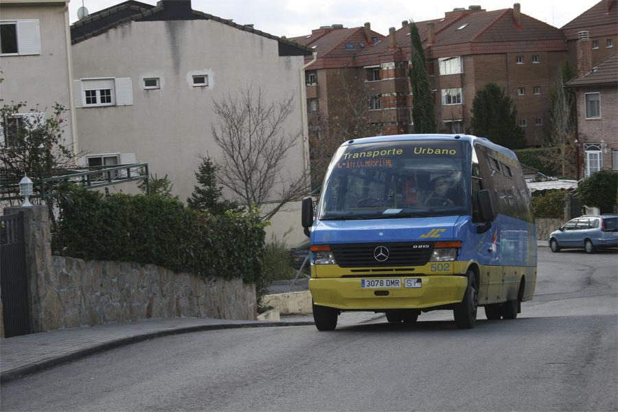 La Junta de Gobierno de Torrelodones aprobó la adjudicación para la redacción del Plan de Movilidad Urbana Sostenible