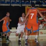 Espacio Torrelodones contra C.B. Aridane, 8-10-2011- Foto: juanangelTC