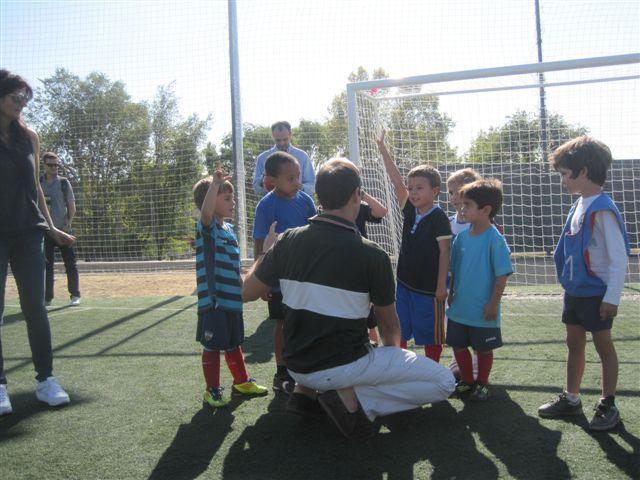Arrancó el Campeonato de Invierno del Minifútbol de Torrelodones