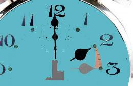Cambio de Hora - El domingo 28 de octubre, a las 3 serán las 2