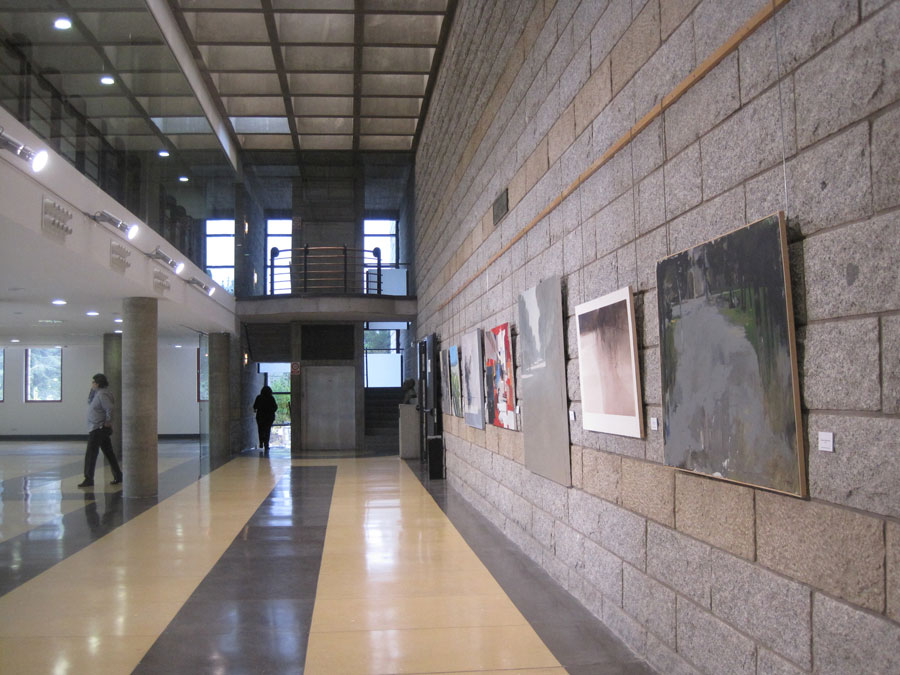 Biblioteca de la Casa de Cultura de Torrelodones