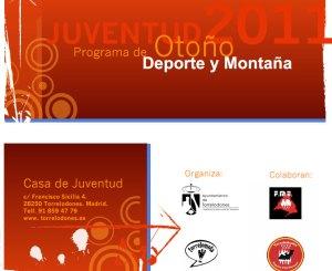 Programa de Otoño Deporte y Montaña - Juventud de Torrelodones