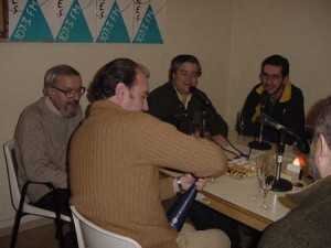 La Hora y Pico del Mini en su segundo cumpleaños el 21-02-2004