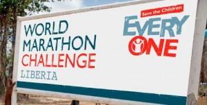 Maratón promovido por Save The Children