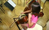 Clases de música en la Casa de Cultura de Torrelodones