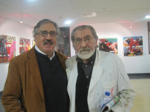 Alberto Alonso Bercero y Pedro Extremera