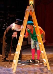"Circo Gran Fele presenta ""Habana"" (foto: Beatriz González)"