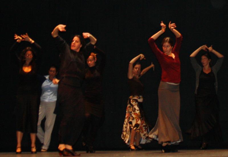 Master Class de María Pagés en Torrelodones