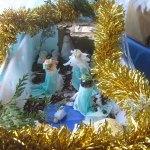 II Concurso de Belenes - Hospital Madrid Torrelodones (Planta Maternidad)