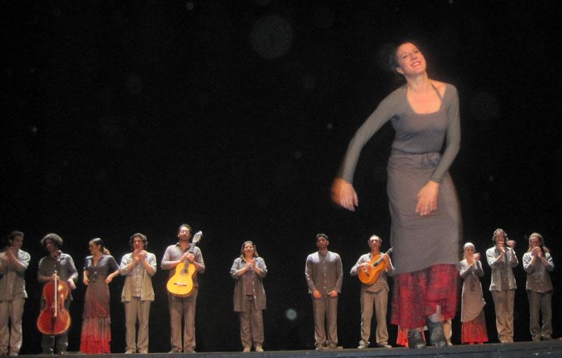 Compañía María Pagés en Torrelodones