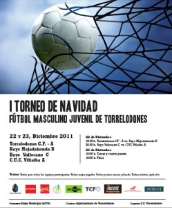 I Torneo de Navidad De Fútbol 11 en Torrelodones