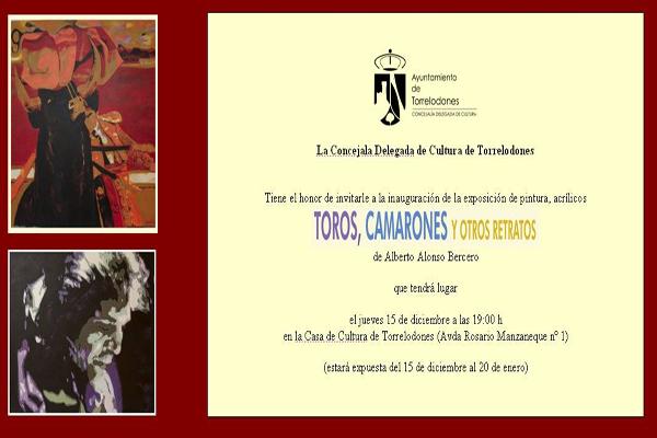 Exposición de Alberto Alonso Bercero en Torrelodones