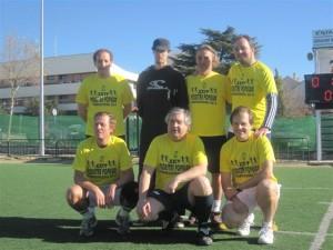 Equipo de fútbol de los Concejales de Torrelodones