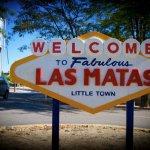 """Las Matas recupera su cartel """"Welcome Las Matas"""""""