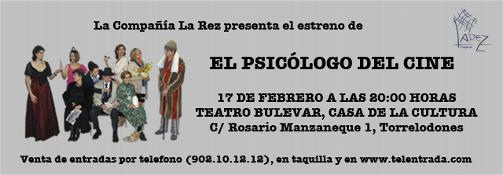 El Psicólogo del cine