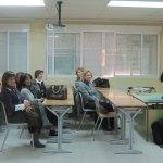 Demostración del uso del iPad para la educación en el Colegio San Ignacio