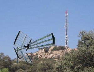 Antena TDT torrelodones