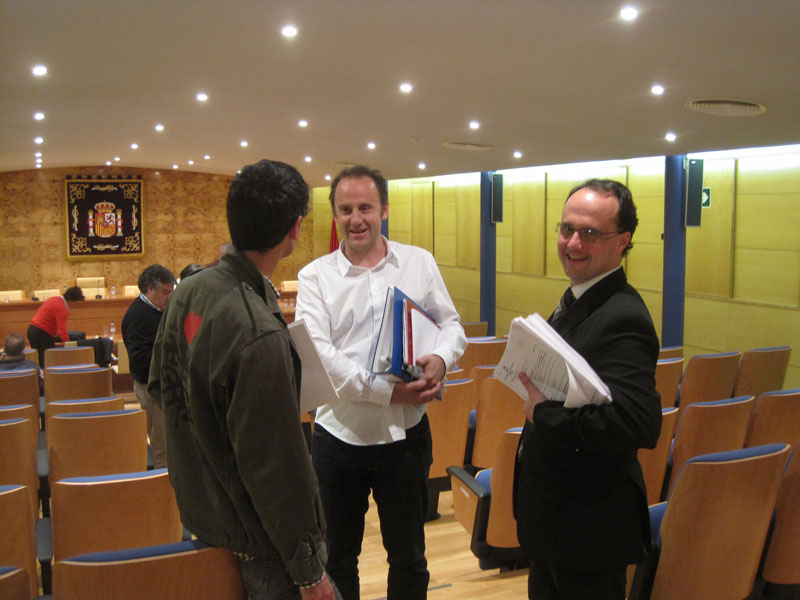 Pleno del Ayuntamiento de Torrelodones del 13-3-2012