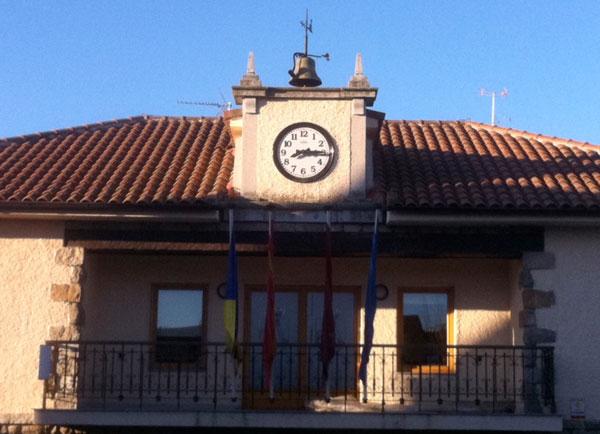Reloj del Ayuntamiento de Torrelodones