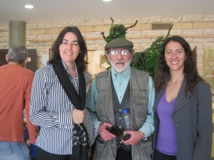 Rosa Rivet, Pedro Extremera y Penélope López