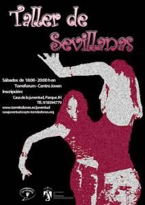 Taller de Sevillanas en Torreforum-Centro Jóven