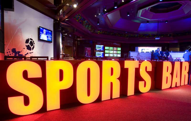 Inauguración Casino Sports Bar en Torrelodones
