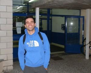 Carlos Llano de Torrelodones enfrenta un nuevo desafío
