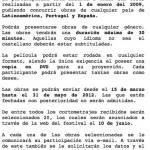 Bases de Micorto 2012 de Torrelodones