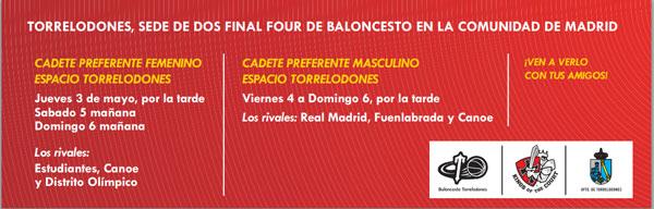 Final Four de Baloncesto en Torrelodones
