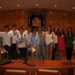 Jóvenes emprendedores del Instituto Diego Velázquez de Torrelodones