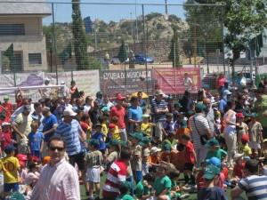 Minifútbol de Torrelodones 24-06-2012