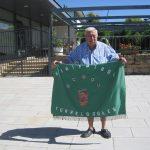 Bandera Minifútbol Torrelodones de 1975