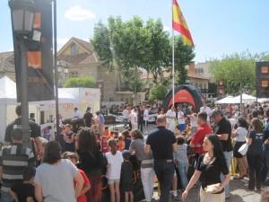 Baloncesto Colegial en Torrelodones-3vs3-Nebrija (Junio 2012)